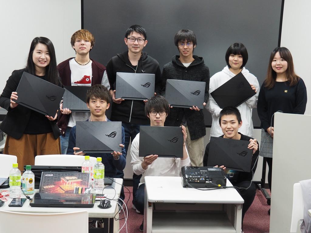 仙台・東北にある大学や専門学校の学生が参加しています。