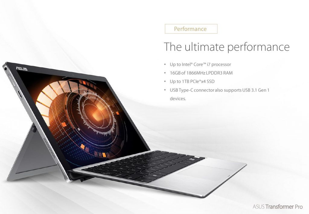 ASUS Transformer Pro - Performance