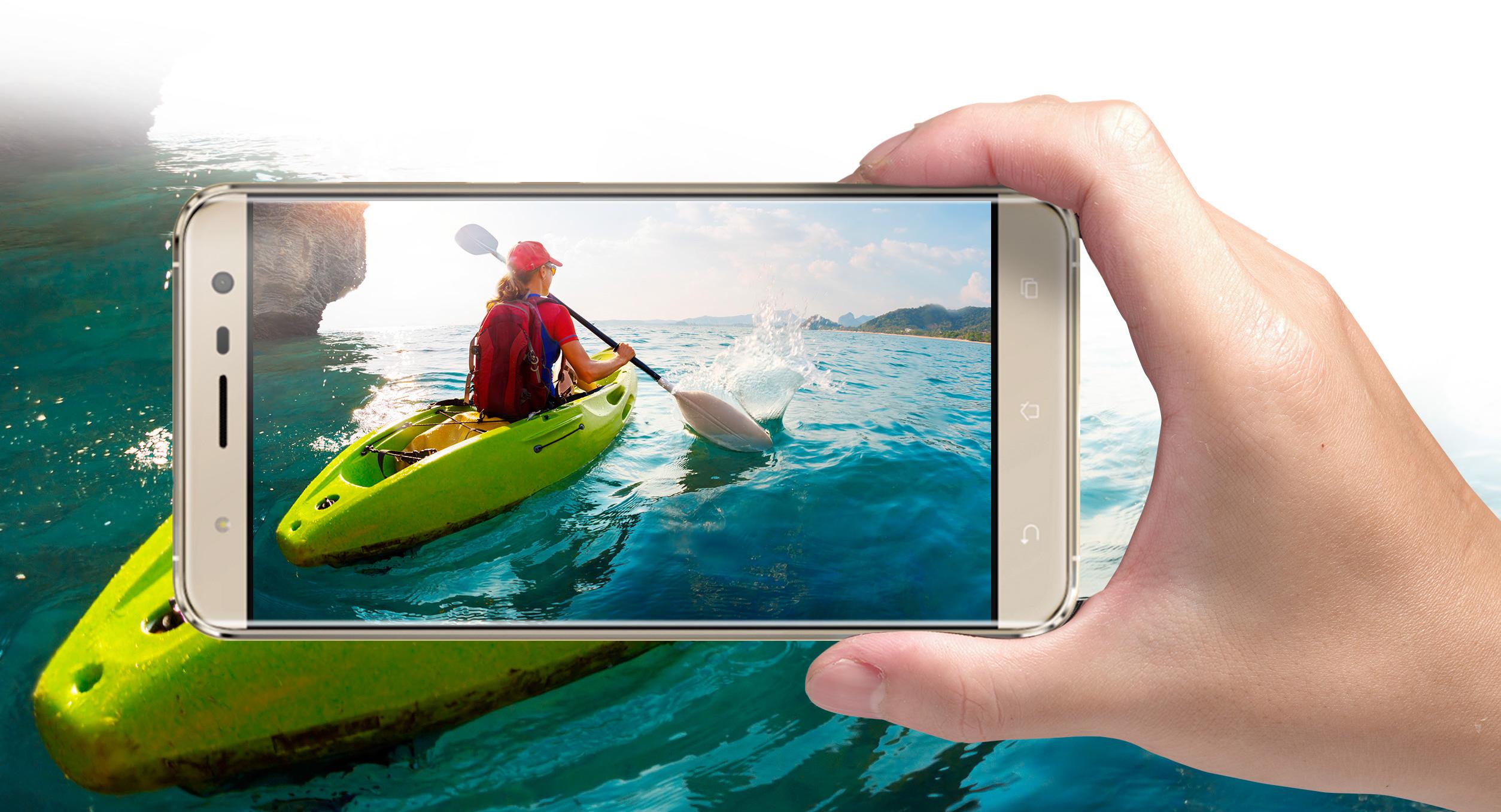 Image result for kamera Asus Zenfone 3