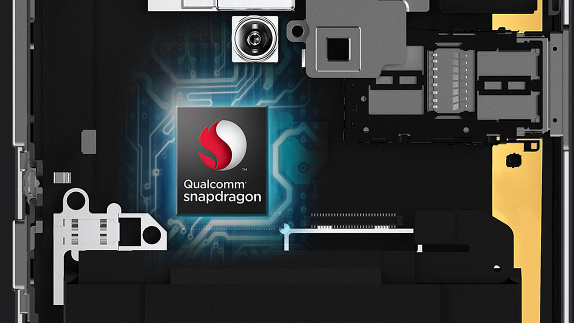 Qualcomm processor in ZenFone AR