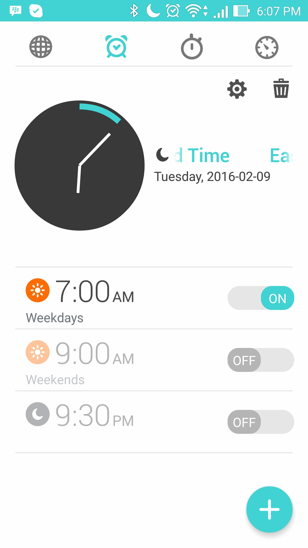 Five tips and tricks for using the ASUS Clock app   Mobile
