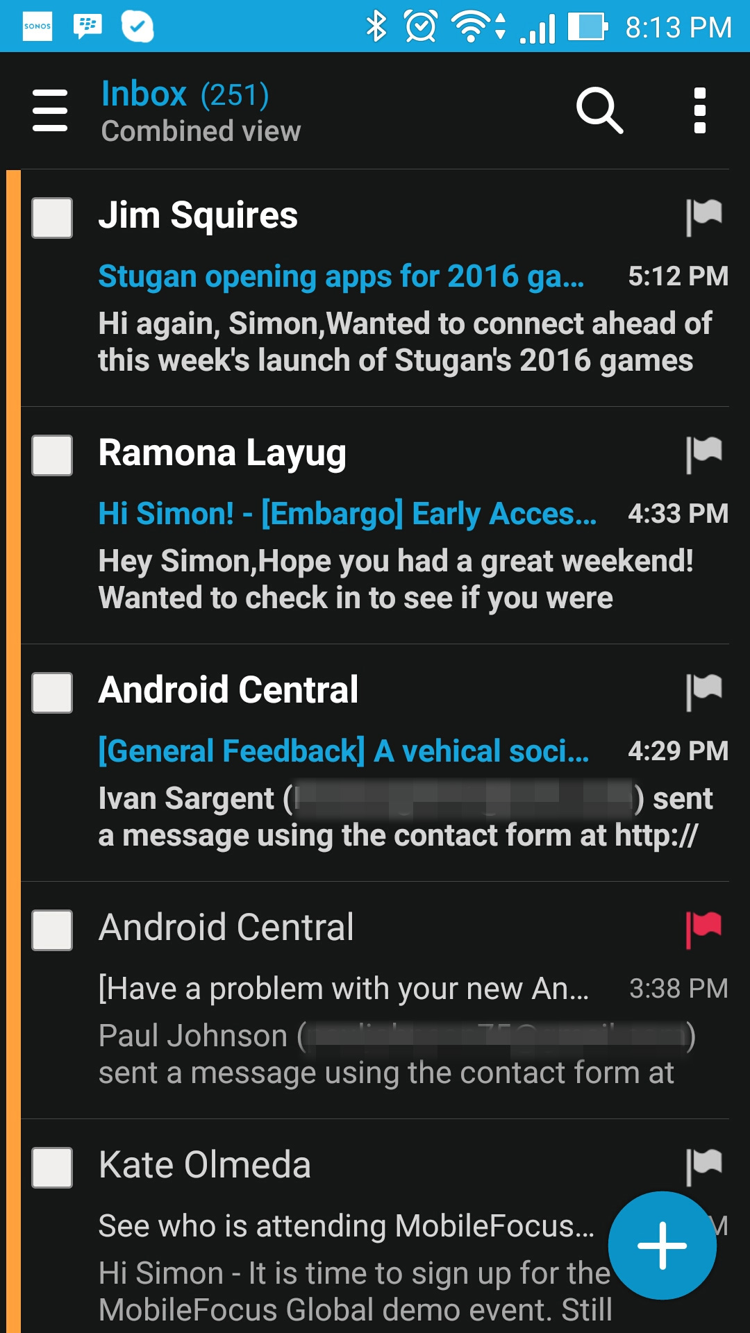 The complete guide to the ASUS Email app | Mobile | ASUS Global