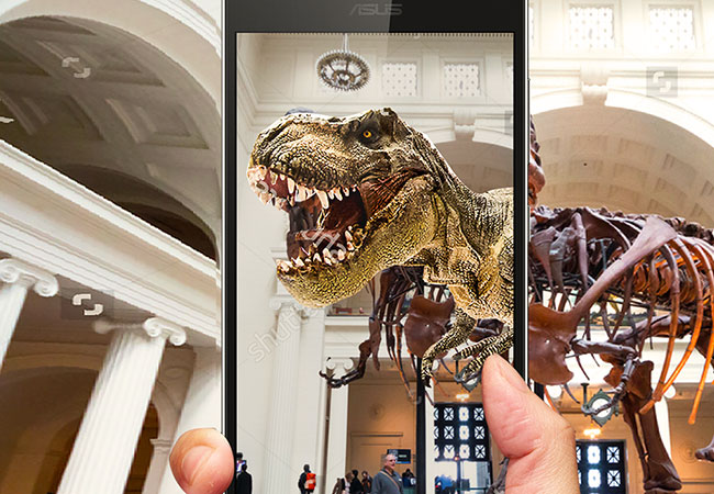 Education through Augmented Reality – how AR enhances learning - ASUS Global