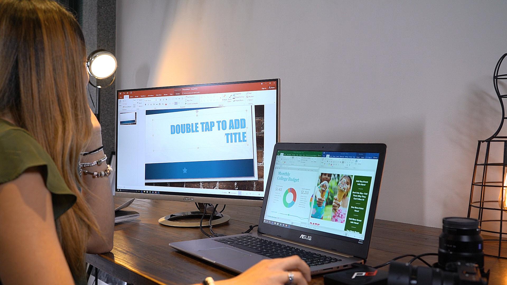 VivoBook Pro 15 multitasking
