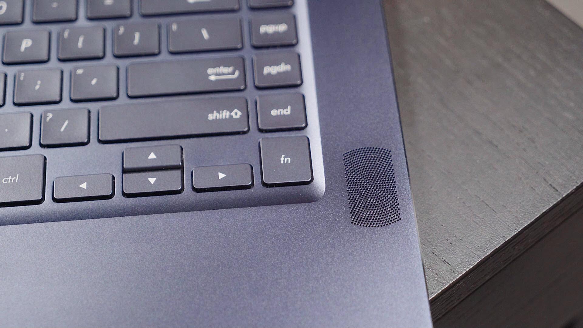 ZenBook Pro speaker