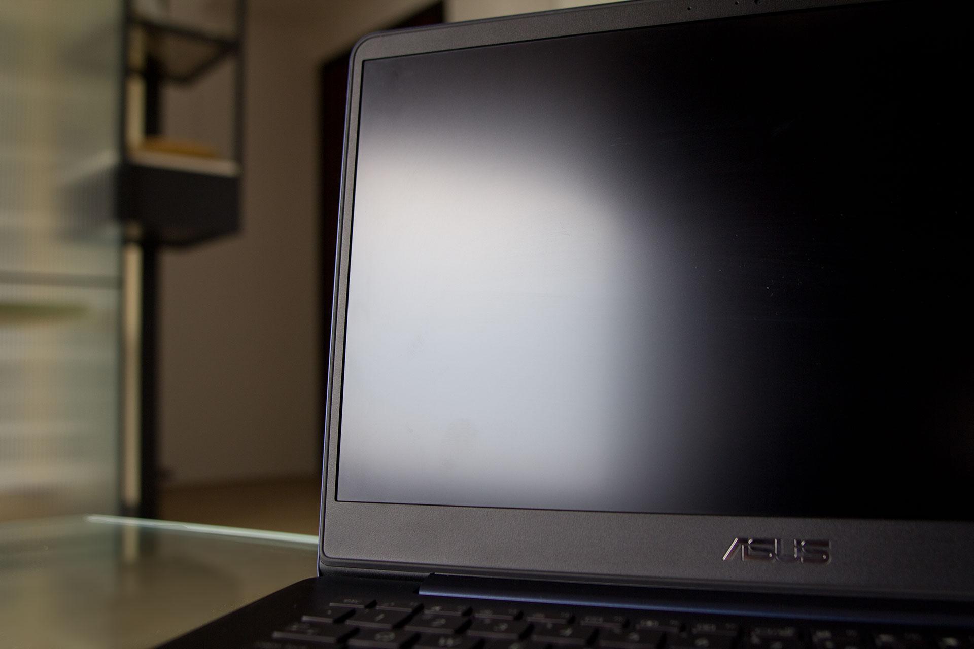 ZenBook UX430 NanoEdge display