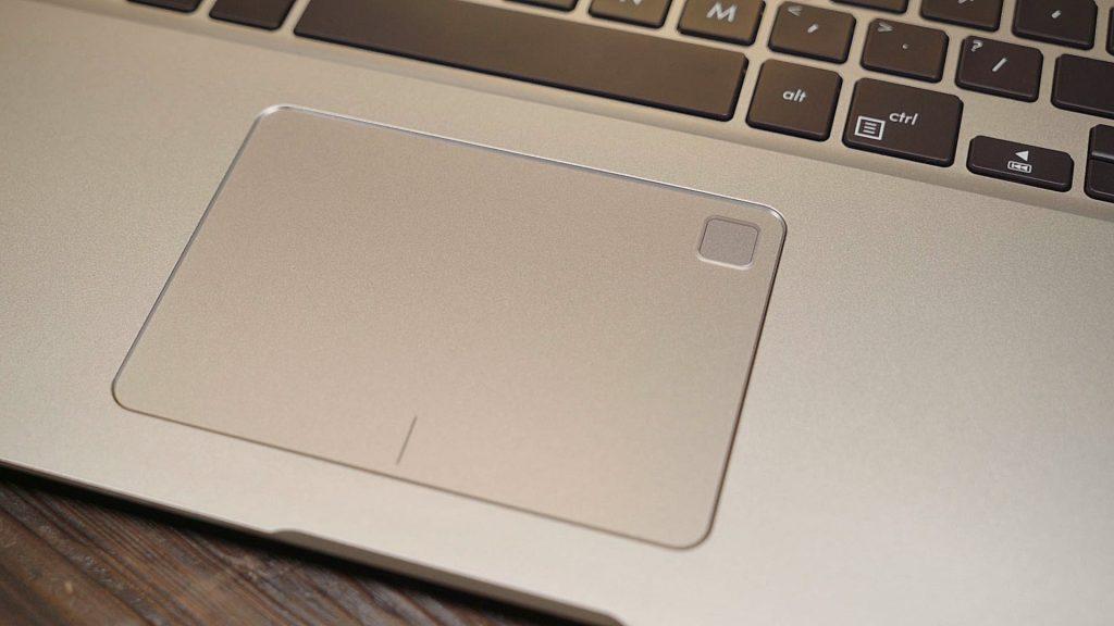 VivoBook S15 touchpad