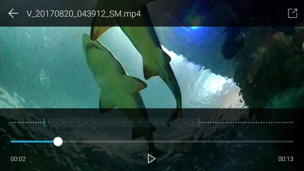 ZenFone 4 slow motion