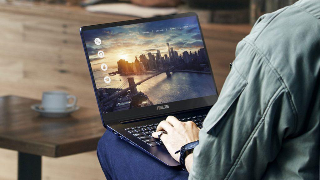 ZenBook UX430 display