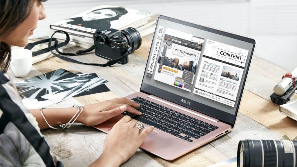 ZenBook UX430 performance