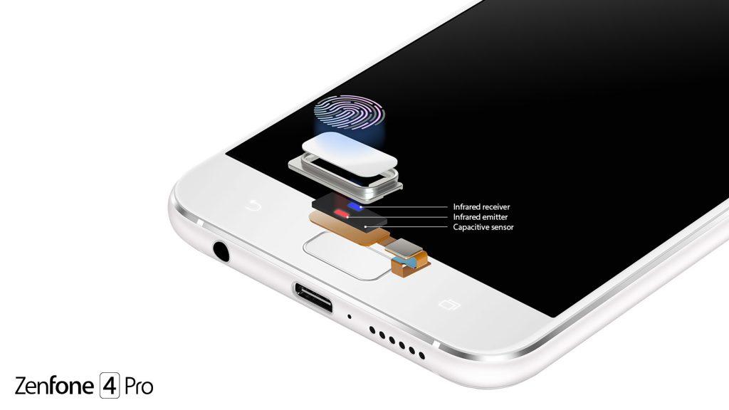 How the ZenFone 4 Pro live fingerprint reader is even more ...