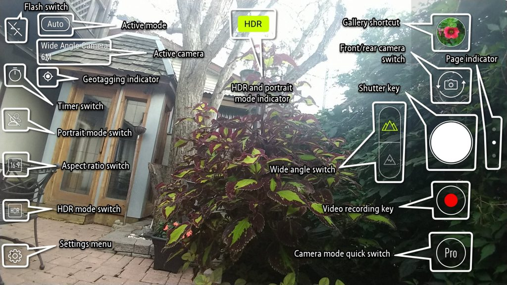 ZenFone 4 camera diagram