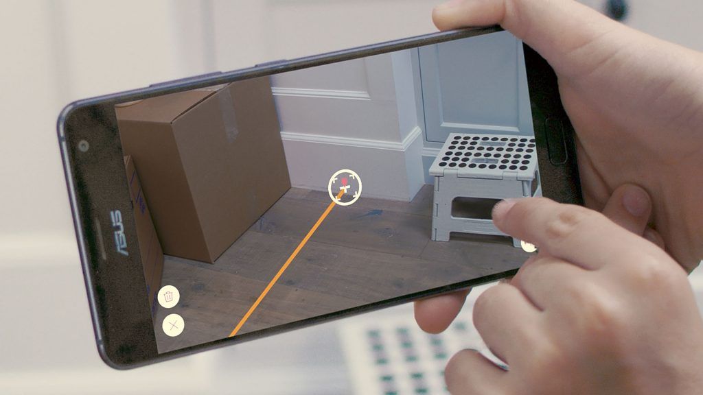 ZenFone AR motion tracking