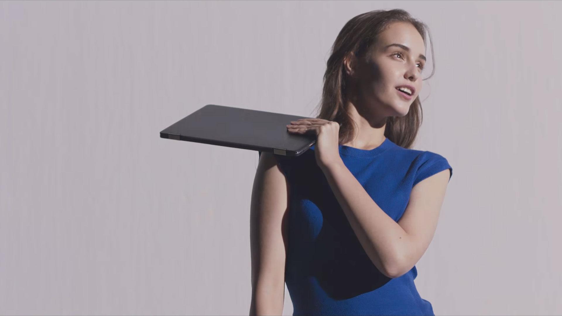 ZenBook Flip S profile