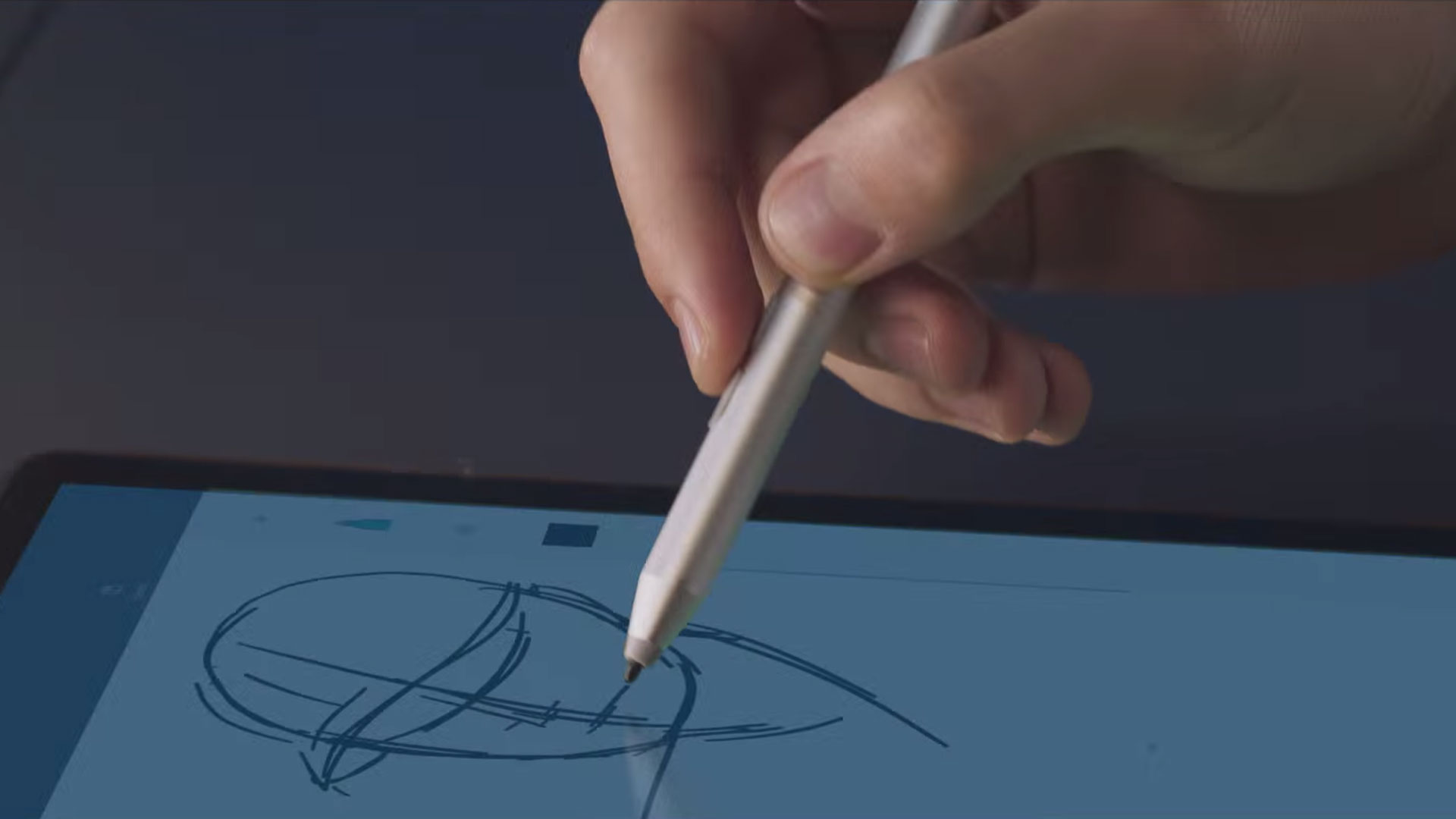 ZenBook Flip S stylus input